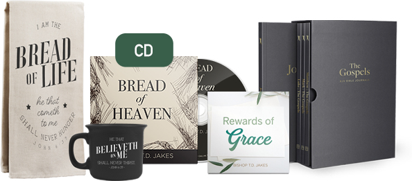 Monthly TV Offer - April 2021 - Bread Of Heaven