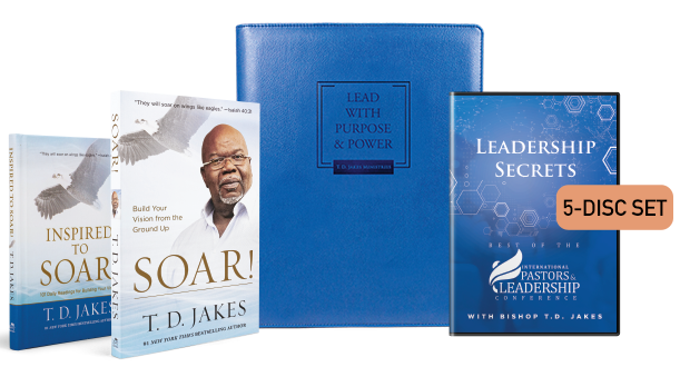 Monthly TV Offer - May 2021 - Leadership Secrets