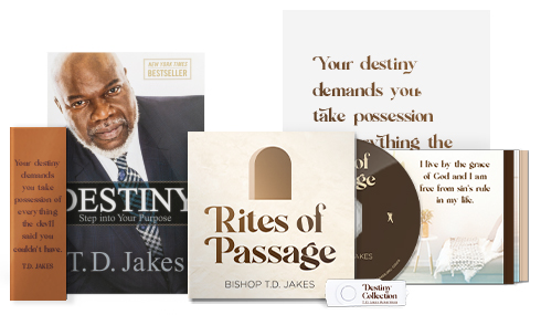 Monthly TV Offer - August 2021 - Rites of Passage